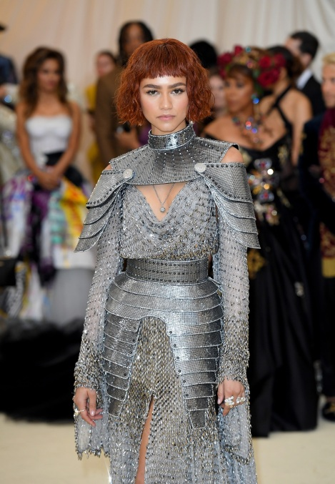 Zendaya is on our list for the best dressed at the Met Gala 2018
