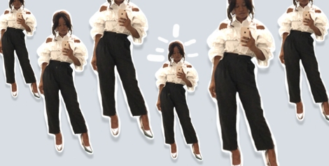 VERONDRE Work outfits