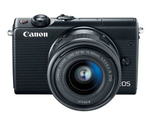 cyber monday canon eos m100 camera